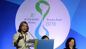 Judiciário no 8º Fórum Mundial da Água