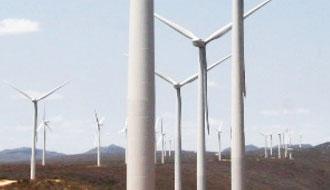 Energia eólica transforma o interior da Bahia com obras de infraestrutura